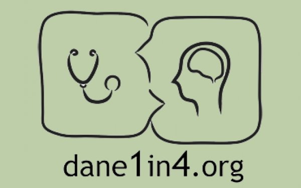 Dane 1 in 4 Logo